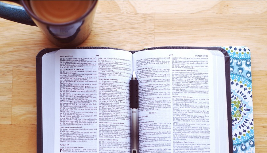 Resources for Leading Coffee Shop Bible Studies