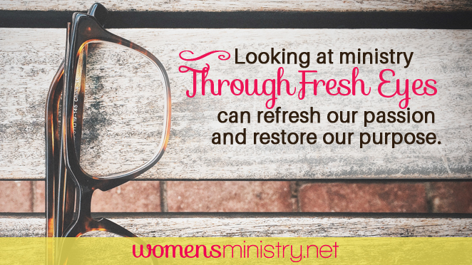 See Ministry Through the Eyes of the New Girl
