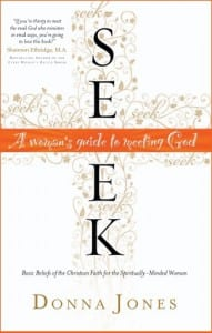 Seek book cover image