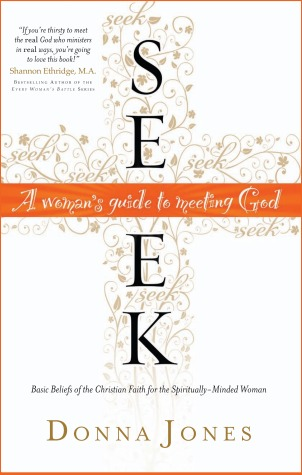 Seek book cover image