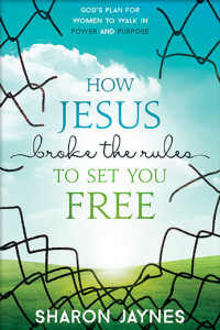 How Jesus Broke the Rules book cover