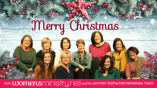 Merry Christmas from womensministry.net