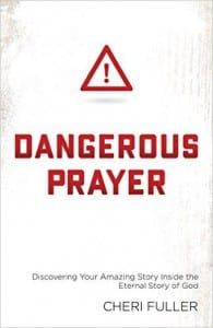 Dangerous Prayer book cover