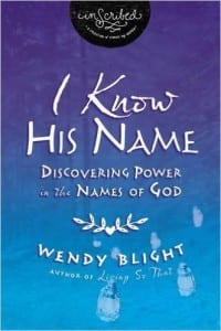 I Know His Name book cover