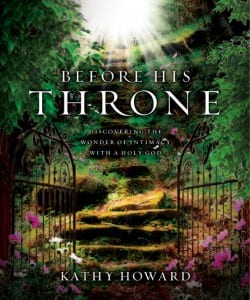 Before His Throne cover image