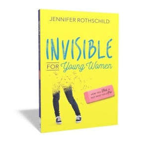 Invisible for Young Women cover