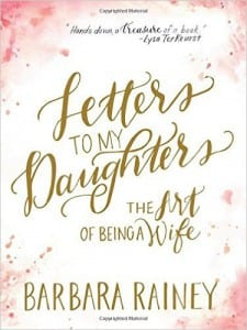 Letters to Daughters-cover image