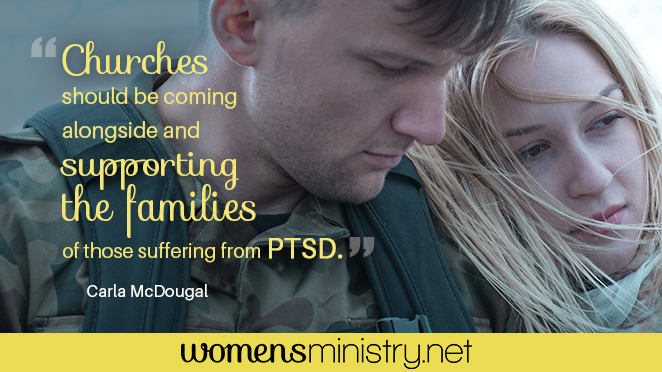 PTSD and How the Church Can Help