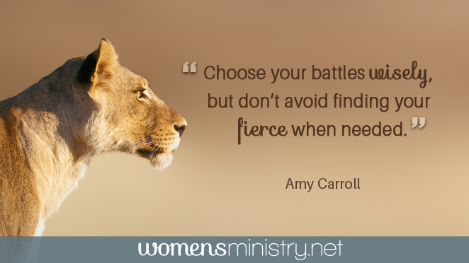 fierce leader quote image