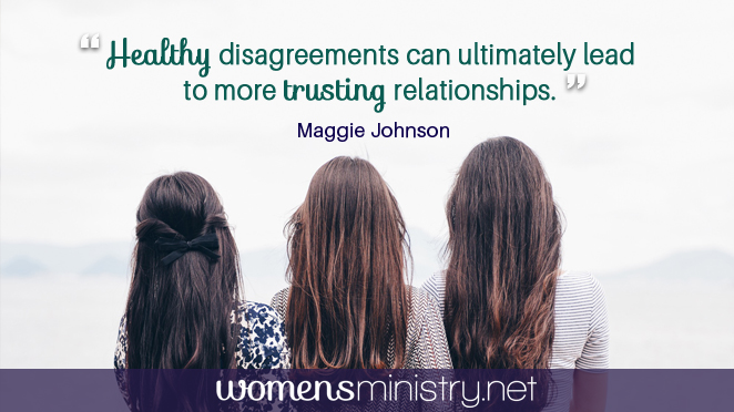 healthy disagreements quote image