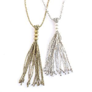 Fashion and Compassion Berhane necklace