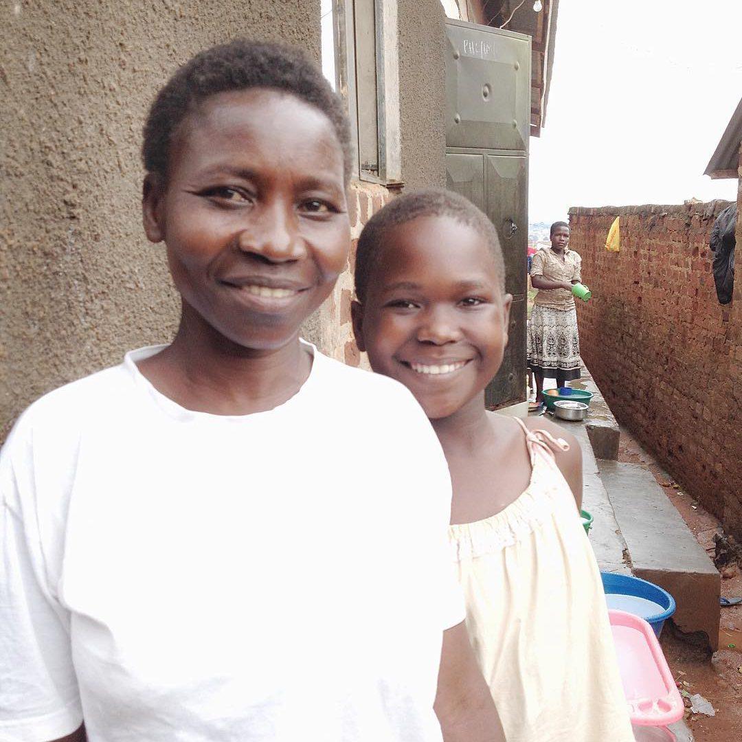 Fashion and Compassion Uganda artisan