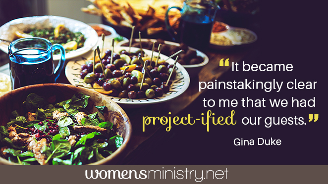 projectify Gina Duke quote image