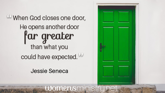 open door quote image