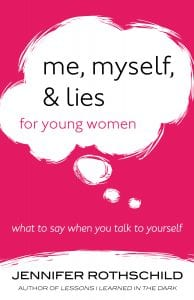 Me, Myself and Lies for Young Women book image
