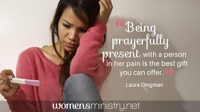 prayerfully present quote image